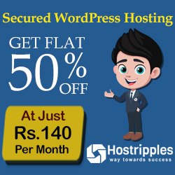 Secured Wordpress Hosting
