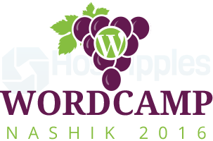 Hostripples WORDCAMP Nashik 2016